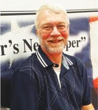 Georgia Director, Curtis Parrott