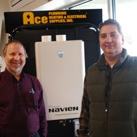 Ace Plumbing, Heating, & Electrical Supplies Holds Holiday Lunch for Contractors