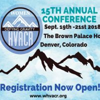 Women in HVACR Announce 15th Annual Conference