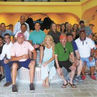 Oldach Hosts Stateside Visitors in Puerto Rico