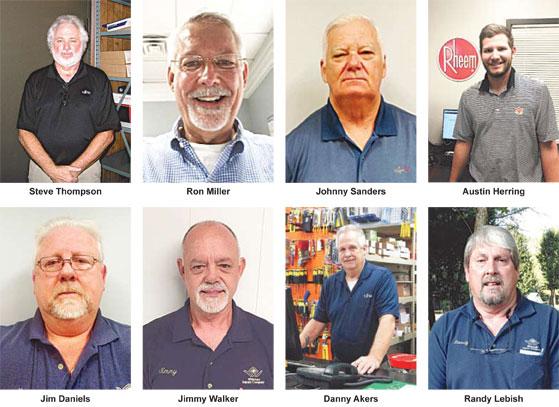 Wittichen staff photos