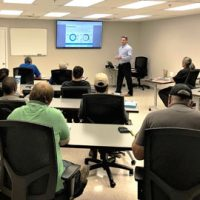 Mid-South Hosts Daikin VRV Class