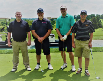 ACCAWPA Golf Outing at QuickSilver Golf Club
