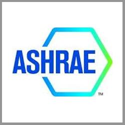 ASHRAE logo and link