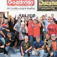 Oldach Hosts Customer Appreciation Holiday Parties