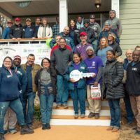 Habitat for Humanity Celebrates Three Homes, Three Families
